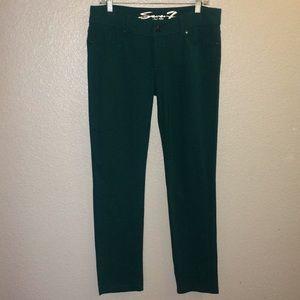 "Seven7 ""skinny"" stretch pants"
